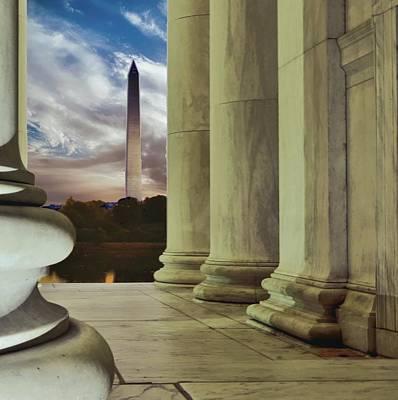 Photograph - Jefferson Washington by Buddy Scott