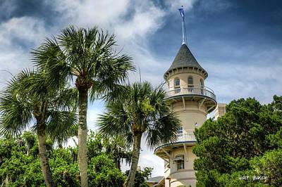 Photograph - Jekyll Island Club Hotel by Walt Baker
