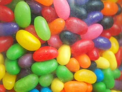 Photograph - Jellybeans by Rod Stewart