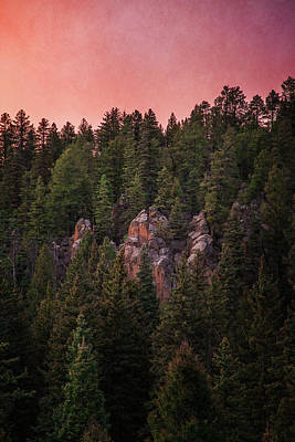 Photograph - Jemez Sunset by Elena E Giorgi