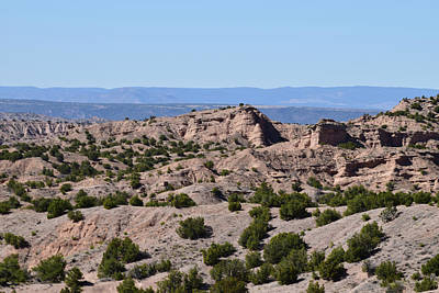 Photograph - Jemez View by Tom Cochran