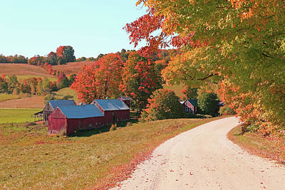 Photograph - Jenne Farm # 2 by Allen Beatty