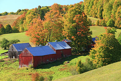 Photograph - Jenne Farm  by Allen Beatty
