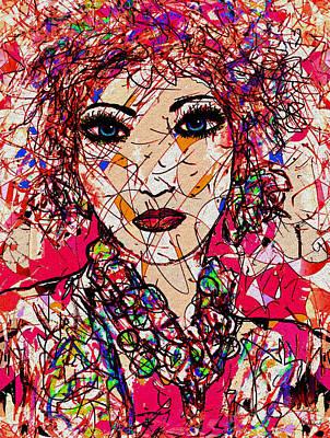 Painting - Jennifer by Natalie Holland