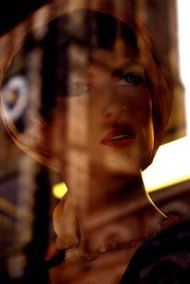 Photograph - Jenny Fidler by Jez C Self