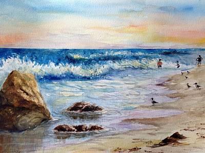 Jeresy Shore Original by Lynn Cheng-Varga
