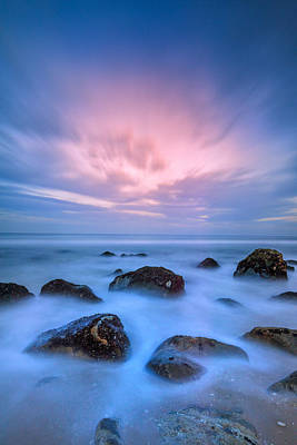 Photograph - Jersey Afterglow by Rick Berk