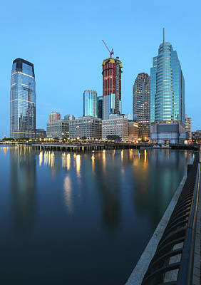 Photograph - Jersey City by Juergen Roth