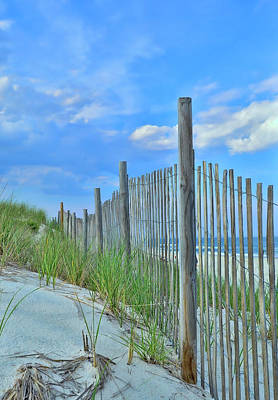 Photograph - Jersey Shore 1 by Allen Beatty