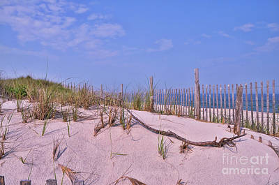 Photograph - Jersey Shore 5 by Allen Beatty