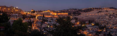 Photograph - Jerusalem by Brad Boland