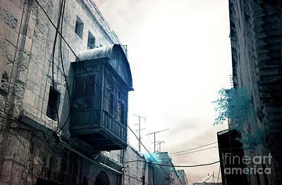 Photograph - Jerusalem Building Designs by John Rizzuto