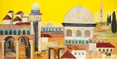 Jerusalem Art Print