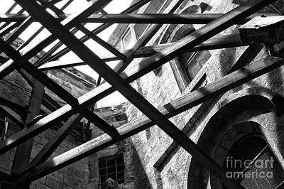 Photograph - Jerusalem Lines by John Rizzuto