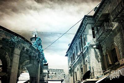 Photograph - Jerusalem Old Style by John Rizzuto