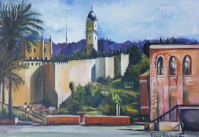 Painting - Jerusalem by Rita Fetisov