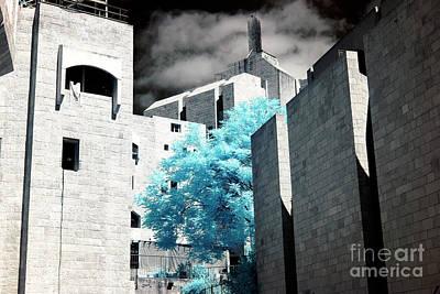 Photograph - Jerusalem Synagogues  by John Rizzuto