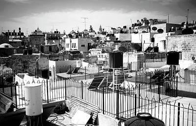 Photograph - Jerusalem Top View by John Rizzuto