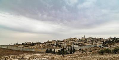 Photograph - Jerusalem Wall by Jiri Vatka