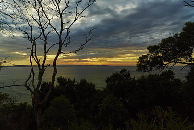 Photograph - Jervis Bay Sunrise by Kenneth Hall
