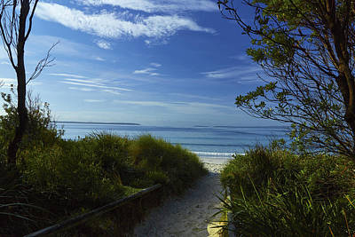 Photograph - Jervisbay by Kenneth Hall