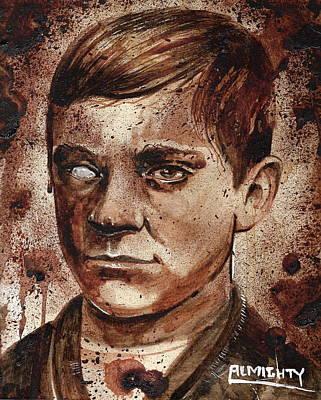 Jesse Pomeroy Dry Blood Original