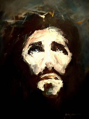 Digital Art - Jesus - 2 by Jun Jamosmos