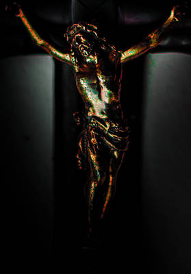 Photograph - Jesus 5 by Laur Iduc