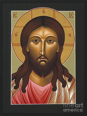 Painting - Jesus Christ Holy Forgiveness 040 by William Hart McNichols