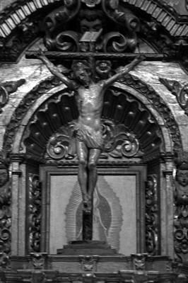 Photograph - Jesus Christ Mission San Juan Capistrano by Brad Scott