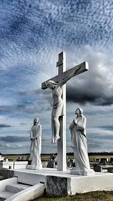 Photograph - Jesus Christ Our Savior  by Susan Bordelon