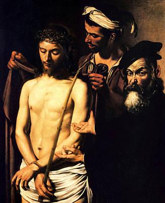 Photograph - Jesus Christ Robe by Munir Alawi