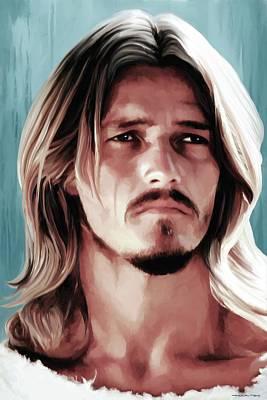 Jesus Christ Superstar Art Print