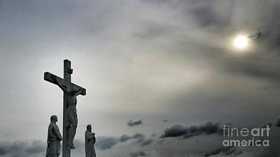 Photograph - Jesus Christ  by Susan Bordelon