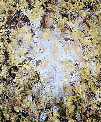 Jesus In Disguise Art Print by Kume Bryant