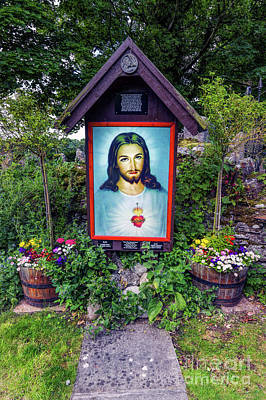 Photograph - Jesus Is With You by Ian Mitchell