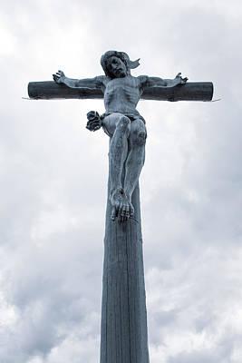 Photograph - Jesus by Joana Kruse