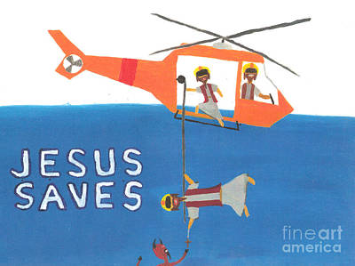 Jesus Saves Original