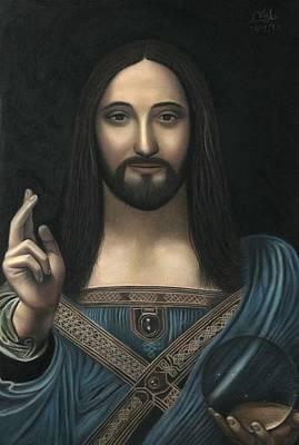 Salvator Mundi Original