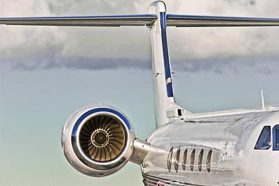 Photograph - Jet Aircraft by Patrick M Lynch