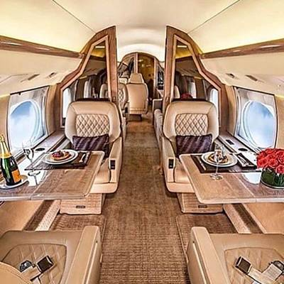 Jet Photograph - Jet Interior|| by JD Nyseter