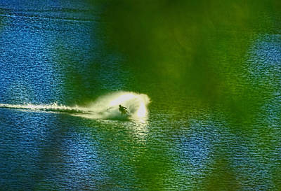 Photograph - Jet Ski Fun by Dale Stillman