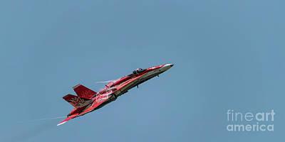Photograph - Jet Stream by Brad Allen Fine Art