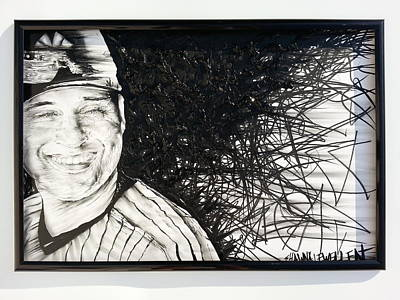 Jeter The Legend Original by Shawna Lewellen