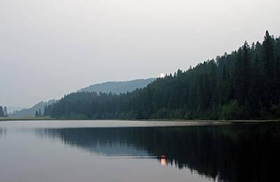 Photograph - Jewel Lake Morning by Debra Baldwin