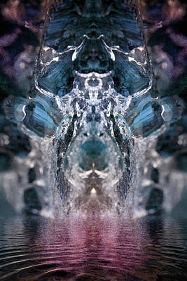 Digital Art - Jewel Of Desire by WB Johnston