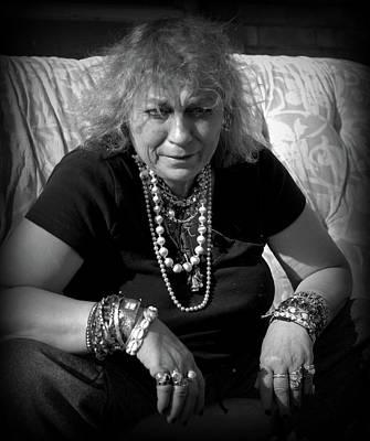 Photograph - Jewelery Lady by Douglas Pike
