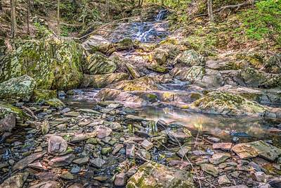 Fore River Photograph - Jewell Falls by Tim Sullivan