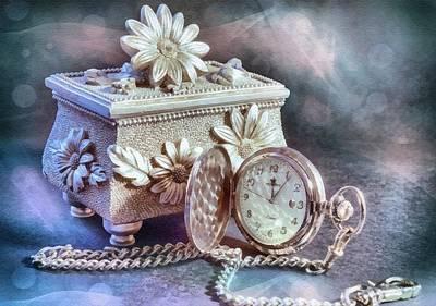 The Beatles - Jewelry Box Splendor L B by Gert J Rheeders