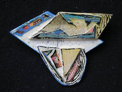Jewelry - Jewelry-small Piece Of Modern Art by Barbara Yalof
